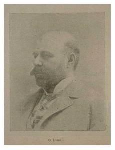 Odilon Lemire, propriétaire de O. Lemire & Co. Le Monde illustré, édition du 5 août 1899, p. 215.