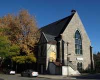 2010 - Église Bible Way Pentacostal, Montréal.