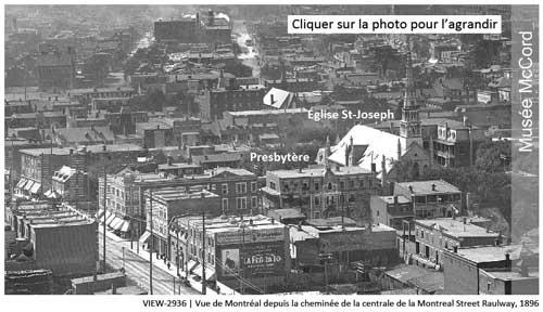 Vue de la Petite-Bourgogne en 1896