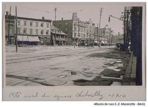 Square Chaboillez 1910