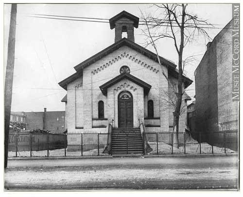 Synagogue Beth Hamedrash Hagadol
